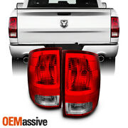 Fit 2009-2018 Dodge Ram Pickup Tail Lights Brake Lamp Left+right 09-18 Taillight