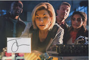 Jodie Whittaker Signed 12x8 Photo Display Dr Who Daleks Coa