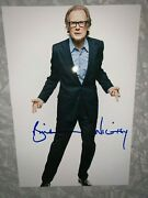 Bill Nighy Signed Autographed 8x12 Photo Love Actually Star Billie Mack Rare