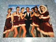 Bill Nighy Signed Autographed 8x10 Photo Love Actually Billie Mack Rare