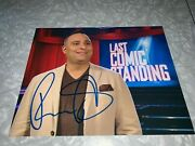 Somebody Gunna Get Hurt Russell Peters Signed Autographed 8x10 Photo 2