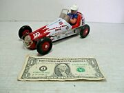 Tin Metal Schylling Motors Works Special Collector Series Ms648 - Sprint Car