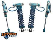 Superlift Sl5367-01a 4-6 King Front Coilover Shocks For 15-2019 Ford F-150 4wd