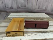 Tmi 3118 Boxcar Freight Train Ho Scale Toy