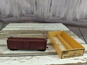 Tmi Tuscan 3118 Boxcar Freight Ho Train Scale Toy