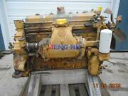 Detroit Diesel 6-71 Non Turbo Engine Complete Running Core Esn 6a204755ra