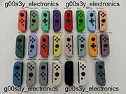New Mix And Match Nintendo Switch Custom Solid Joy Cons You Choose Colors
