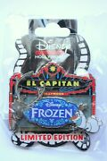 Disney Dsf Dssh Frozen Marquee Olaf And Sven Le750 Pin