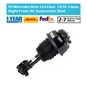Front Right Air Suspension Strut Ads Fit Mercedes E-class W212 Cls C218 4-matic
