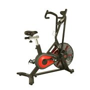 New Boxed Resolve Fitness R1 Dual Action Air Cycle