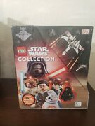 Lego Star Wars Collection Books With Emperor Palpatine Minifigure