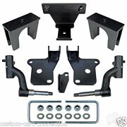 Ezgo Rxv Rhox 3 Drop Spindle Lift Kit For Gas 08-feb 13 Golf Cart Free Shipping