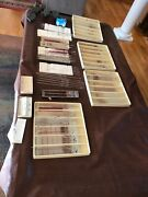 Lot Of Glass Pipettes Pyrex Corning Kimax Fisher - Mix Of 1ml 5ml 10ml 25