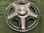 """1969 Ford Mustang Vintage Classic Hubcap 14"""" Wheel Cover Oe C9zz1139a 665"""