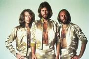 Bee Geeand039s - Barry Gibb And Maurice Gibb - Dual Signed 1969 Agreement Notice - Psa