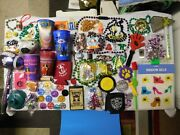 2020 New Orleans Mardi Gras Bonanza - Over 75 Parade Throws - Many Diff Krewes