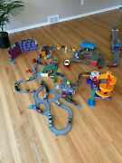 Thomas And Friends Train Set, Accessory Buildings And Track