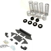 Rt Pro 2 Lift Kit And Standard Rate Springs For Rzr Xp 900 With Fox Podium Shocks
