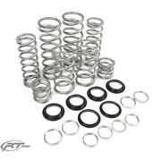 Rt Pro Dual Sd Rate Springs For Rzr Xp 1000 Turbo 4 Seat W/ Factory Fox Coilover