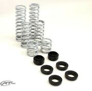 Rt Pro Heavy Duty Dual Rate Spring Kit For 2011-2017 Can Am Commander Max Xt