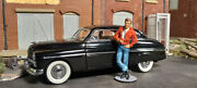1/24 James Dean Driver Rebel Without A Cause Figure Last 3 Discontinued Item