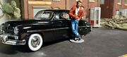 1/18 James Dean Driver Rebel Without A Cause Figure 4 Discontinued Item