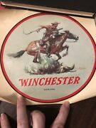 Large Lot Vintage Winchester Window Decal And Lots Of Memorabilia