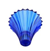 Baccarat Mille Nuits Table Sconce Hanging Replacement Lamp Shade Blue Sapphire