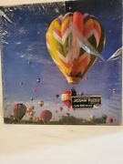 Vintage Springbok Flying Colors Over 500 Piece Jigsaw Puzzle 1979