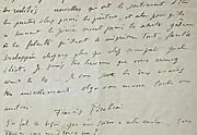 Bitter Letter Of Francis Picabia On Artists Of Realities Nouvelles