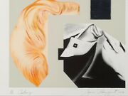James Rosenquist 1933-2017 Balcony 1979 Signed And Numbered Ed. 26/58