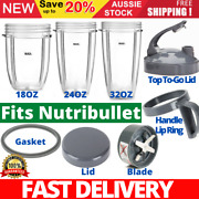 Nutribullet Cups Replacement Parts Gasket Lid Extractor Blade 600w And 900w Model