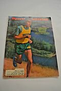 Steve Prefontaine Pre Oregon Ducks Track And Field Sports Illustrated June 15 1970