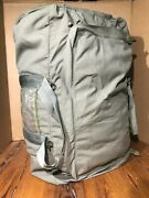 Deployment Bag Rolling Load Out Zippered Backpack Rlcs Kit By Eagle Industries