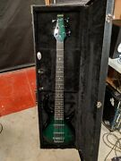 Carvin Icon 6 String Fretless Bass 2010 Model Year Made In Usa Very Good Cond.