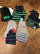 Nwt Boys Size 2t Clothes Lot Of 10pcoutfitsokie Dokie, Arizona And More Msrp136