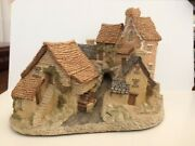David Winter-brookside Hamlet-mid-1980's-made/hand Painted In Great Britain