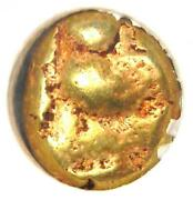 Ionia Ephesus El Hecte Bee Coin 600-550 Bc - Certified Ngc Choice Fine Ch F
