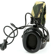 Tactical Headset Electronic Noise Reduction Outdoor Equipment Hearing Protection