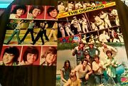 The Osmonds, Jackson 5 And Brady Bunch 16 Mag. Exclusive Double-sided Poster Lot