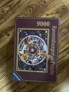 Puzzle Ravensburger 9000 Astrology Puzzle Discontinued New