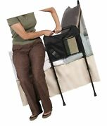 Able Life Bedside Sturdy Bed Rail - Elderly Home Assist Handle + Adult Bed Sa...