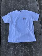 Vintage 2002-3 Gaterade Play To Win Highschool Athlete White Graphic T Shirt