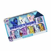 My Little Pony Friendship Is Magic Toys Ultimate Equestria Collection – 10 Fi...