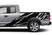 Decal Sticker Pattern Tailgate Graphic Bed For Ford Supercab F150 2016 2017 2018