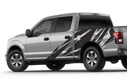 Decal For Ford F150 Sticker Pattern Tailgate Graphic Bed Supercrew Cab