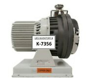 Edwards Gvsp30 Dry Scroll Vacuum Pump Undetermined Hours Copper Tested As-is