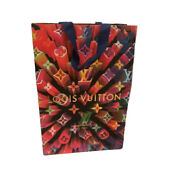 Louis Vuitton Christmas Holiday Gift Bags And Tapes Limited Brand New 100 Auth