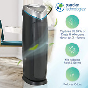 Germ Guardian True Hepa Filter Air Purifier For Home, Office, Bedrooms, Filters