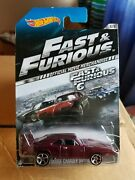 Hot Wheels Fast And Furious 1969 Dodge Charger Daytona